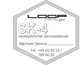 Service-Paket SK-4